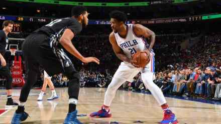 Who's Your Franchise Big Man: Karl-Anthony Towns or Joel Embiid?