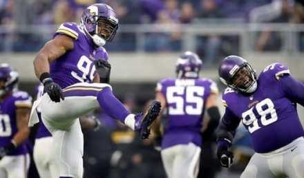 Minnesota Vikings 3rd Down Defense is NFL's Best in Over 25 Years