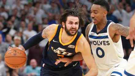 In Honor of His Game-Winner on Friday, Let's Compare Ricky Rubio to Jeff Teague