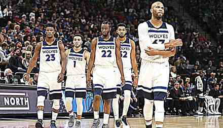 NBA's Most Improved Team into 2018: Minnesota Timberwolves