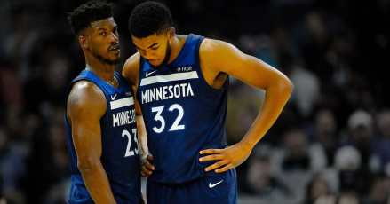 NBA All-Star Teams Announced; Butler and Towns Picked to Same Team