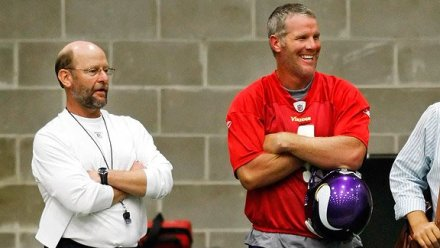 Former Vikings' Head Coach, Brad Childress Expected to Call it Quits