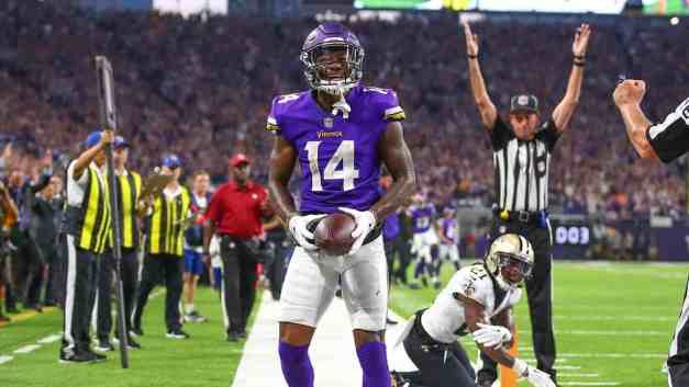 Vikings WILL Exorcise Playoff Demons Sunday vs Saints