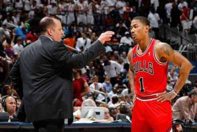 If Thibs Signs Derrick Rose and Gives Him ANY of Tyus Jones' Minutes, I Swear to…