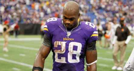 Does $600K Lawsuit Against Adrian Peterson Reveal Deeper $$$ Problems?