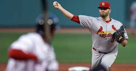 """The """"Twins Way"""" is Out the Window; New Front Office Signs (SP) Lance Lynn"""