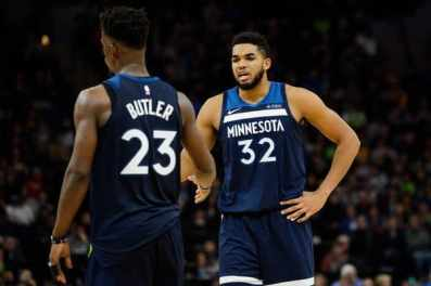 The Timberwolves SHOULD be Playoff-Bound by Monday-Close