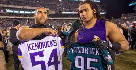 Vikings Looking to Make Linebacker Position a Family Affair?