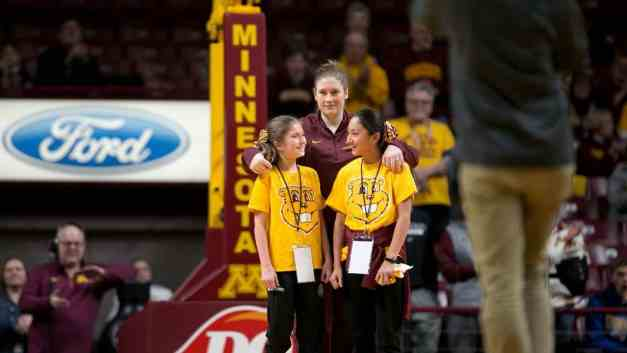 Lindsay Whalen Hasn't Coached a Game but Recruiting is Already Impressive