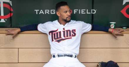 Byron Buxton Back to DL with Wrist Strain; Twins Should Shut Him Down for Season