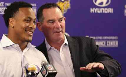 Vikings' Top-2 Draft Picks Getting 1st-Team Reps for Different Reasons