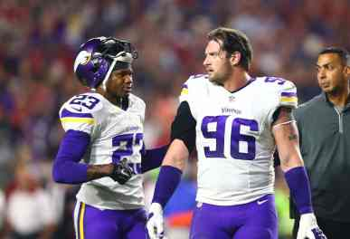 Quick Summary at Every Position for Vikings Going into Week 1
