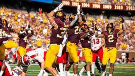 Big Ten Blazing Four: Who's Hot Entering this Week in B1G Football