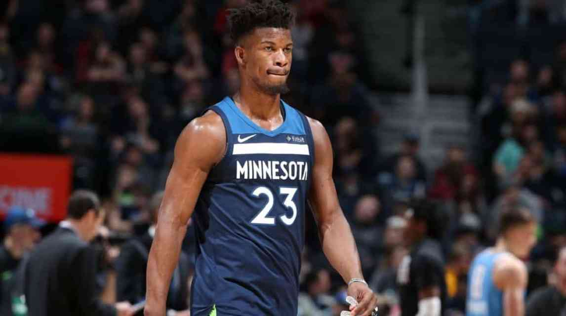 Dear Jimmy Butler: Fuck You