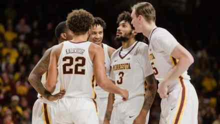 Gopher Basketball Receiving Top-25 Votes?