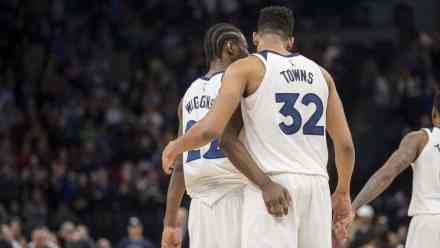 For #14 Timberwolves, 1st Place is Closer than 15th