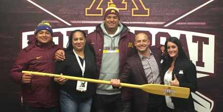 30 Gopher Football Recruits in Town as Fleck Looks to Finish 2019 Class Strong