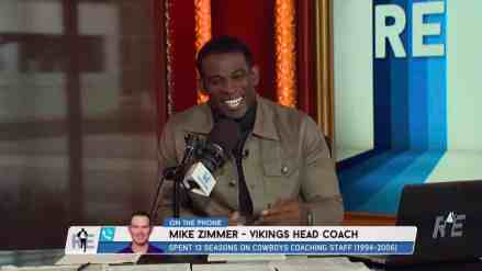 Zimmer Rips Deion for Batting Cage Bunting and Sleeping Through Meetings