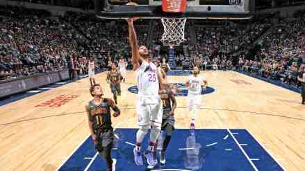 Derrick Rose 2nd in All-Star Voting Among West Guards