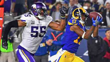 Anthony Barr Turns Back on Jets; Expected to Sign w/Vikings