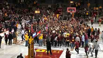 Gophers Defeat #11 Purdue and Need to Dust Off Their Dancing Shoes