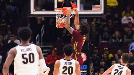 Gophers Find Offense in Chicago and Advance to Semifinals of B1G Tournament