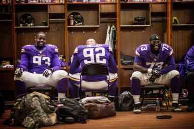 Vikings Almost Have Their 2017 Run-Stopping Band Back Together.