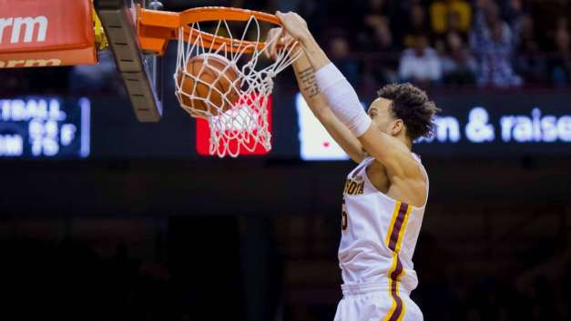 Don't Pin Your Gopher B-Ball Hopes on Amir Coffey's Senior Year
