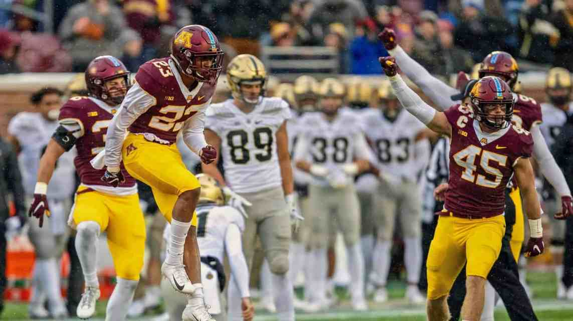 Gophers Picked to Win Big Ten West by ESPN FPI