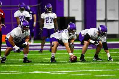 Brian Goes to Vikings Training Camp and Takes Notes
