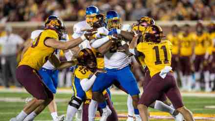 Gophers Receive Votes in Both Top-25 Polls After Nail-Biting Win vs SDSU