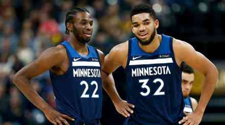 Wolves Are NOT a Playoff Team Because Andrew Wiggins is Still Andrew Wiggins