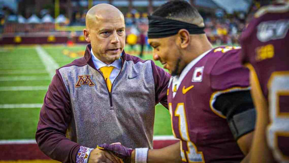 Winfield Jr. Named 1st-Team All-American, Fleck Gets 6th Coach of the Year Nom.