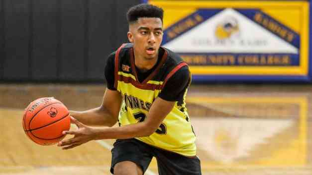 2022 East Ridge Guard Kendall Blue Chats Early Recruitment and His Year of Arrival