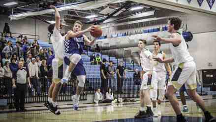Senior Cambridge-Isanti Guard, Henry Abraham Might Be the Best Scorer in MN… and He Doesn't Have a D1 Offer Yet.
