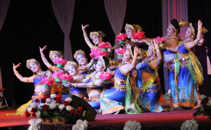 Water Lilly Thai Dance by MN SunShine
