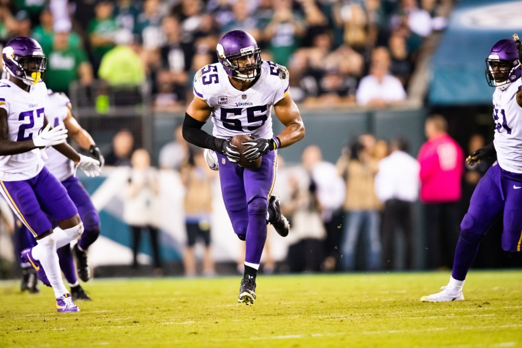 Photo: Anthony Barr
