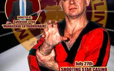 The Minnesota Wrestling Hall of Fame on the road!