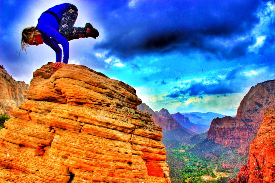 Angels Landing Yoga