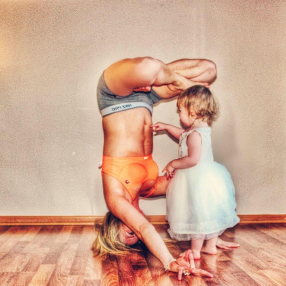 Yoga Mom