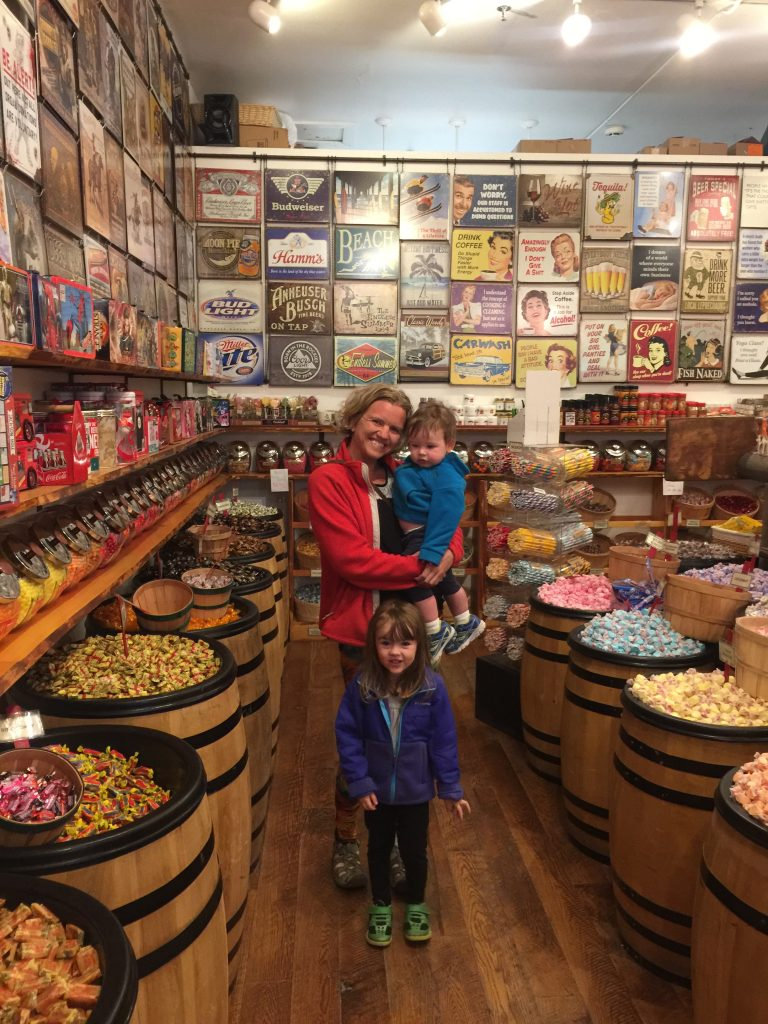Jackson Candy Store
