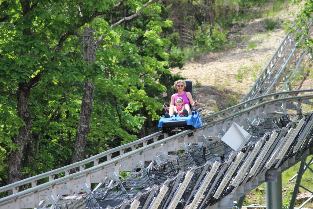 Runaway Mountain Coaster