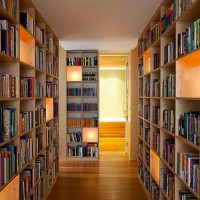 Hayalimdeki Kütüphane!