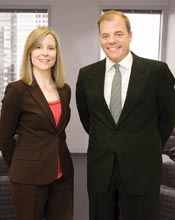 David Gross & Debbie Ellingboe