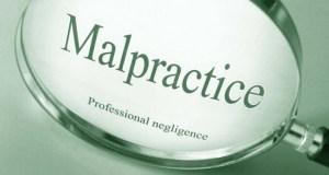 malpractice legal