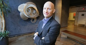 """Joshua Carlson, an attorney and security consultant based in Minneapolis, says, """"One of the most common data compromise scenarios is hitting 'reply all' by accident."""" (Staff photo: Bill Klotz)"""