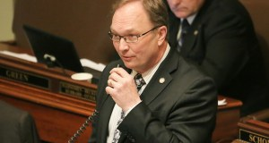 Rep. Paul Torkelson, R-Hanska, has introduced an amendment to Real ID legislation that would allow Minnesotans to apply for compliant driver's licenses without altering their expiration schedule. (File photo)