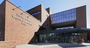 The University of Minnesota Law School on the West Bank of the U of M's Minneapolis campus. (File photo: Bill Klotz)