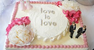 """Sweetcakes by Melissa,"" a now-closed Portland-area bakery owned by Melissa and Aaron Klein, who are Christian, cited religious grounds when it refused to provide a cake for Rachel and Laurel Bowman-Cryer in 2013. (Bloomberg file photo)"