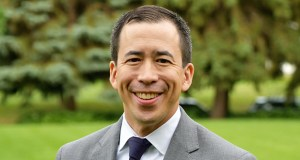 Reynaldo Aligada will replace former Ramsey County District Court Judge David C. Higgs, who retired on March 1. (Submitted photo)